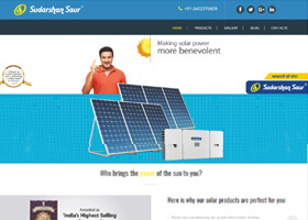 Sudarshan Solar Electricity System