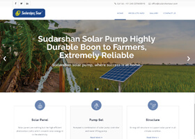 Sudarshan Solar Pump