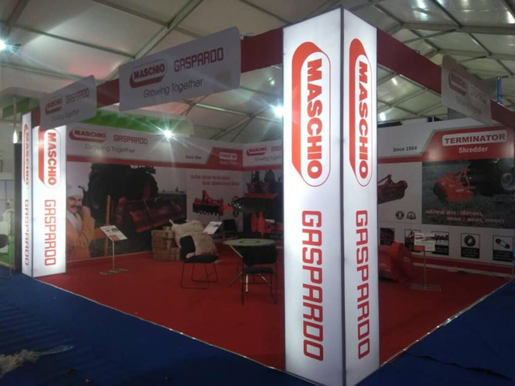 exibition stall